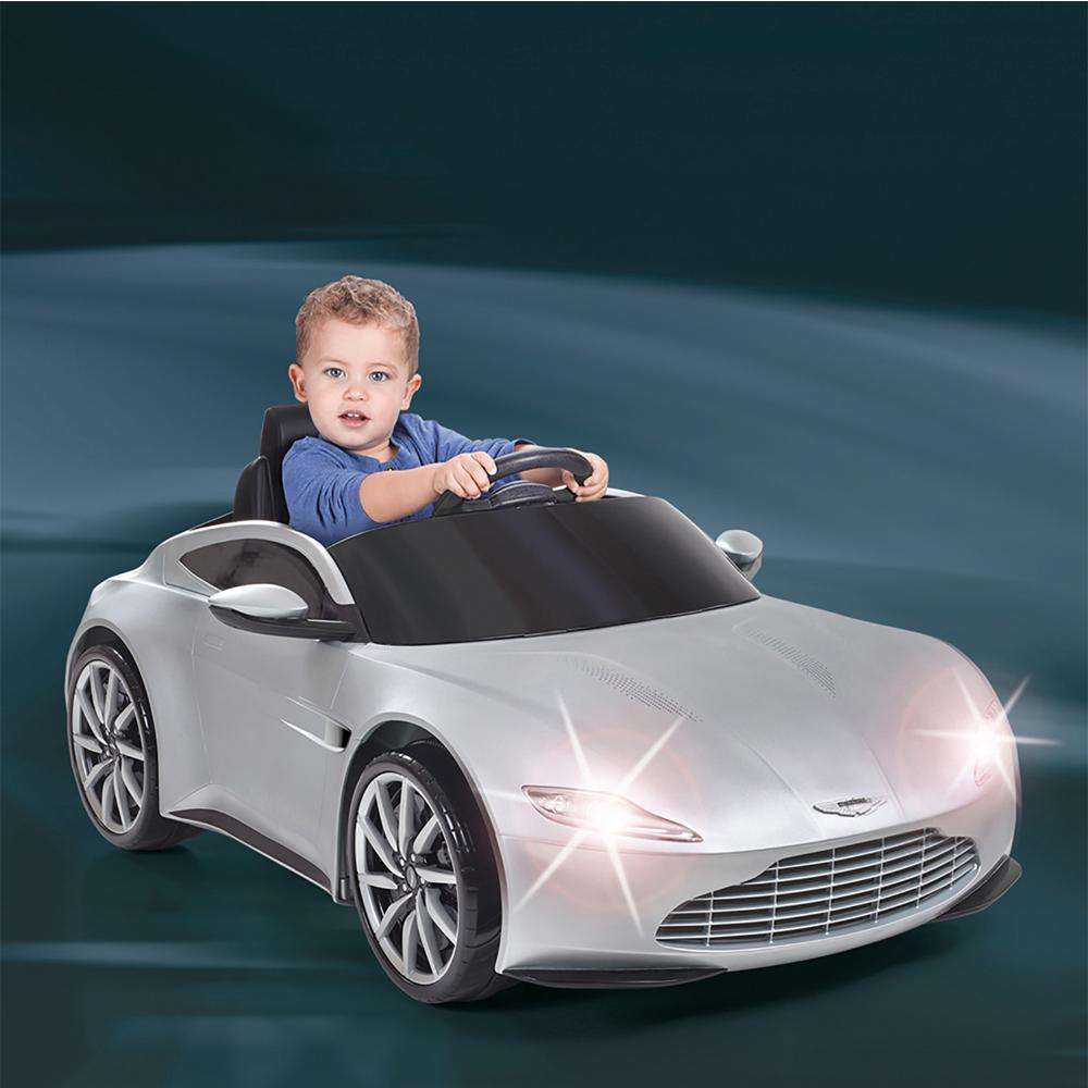 Aston Martin Electric Car Ride On Ride On Toy Cars Ileisure