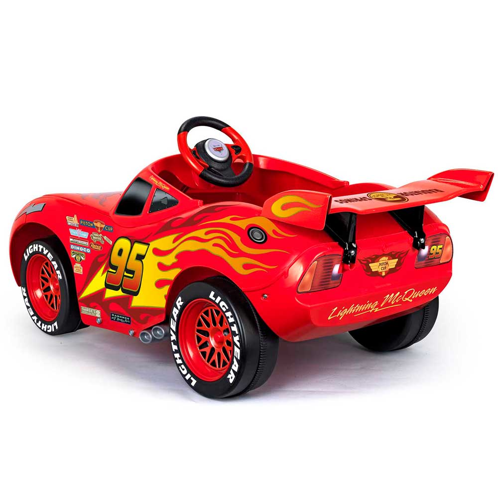 Cars Lightning McQueen Electric Ride On. ?. £129.99 £114.99  sc 1 st  ILeisure & Lightning Mcqueen Ride On Car | Ride On Cars For Children | iLeisure