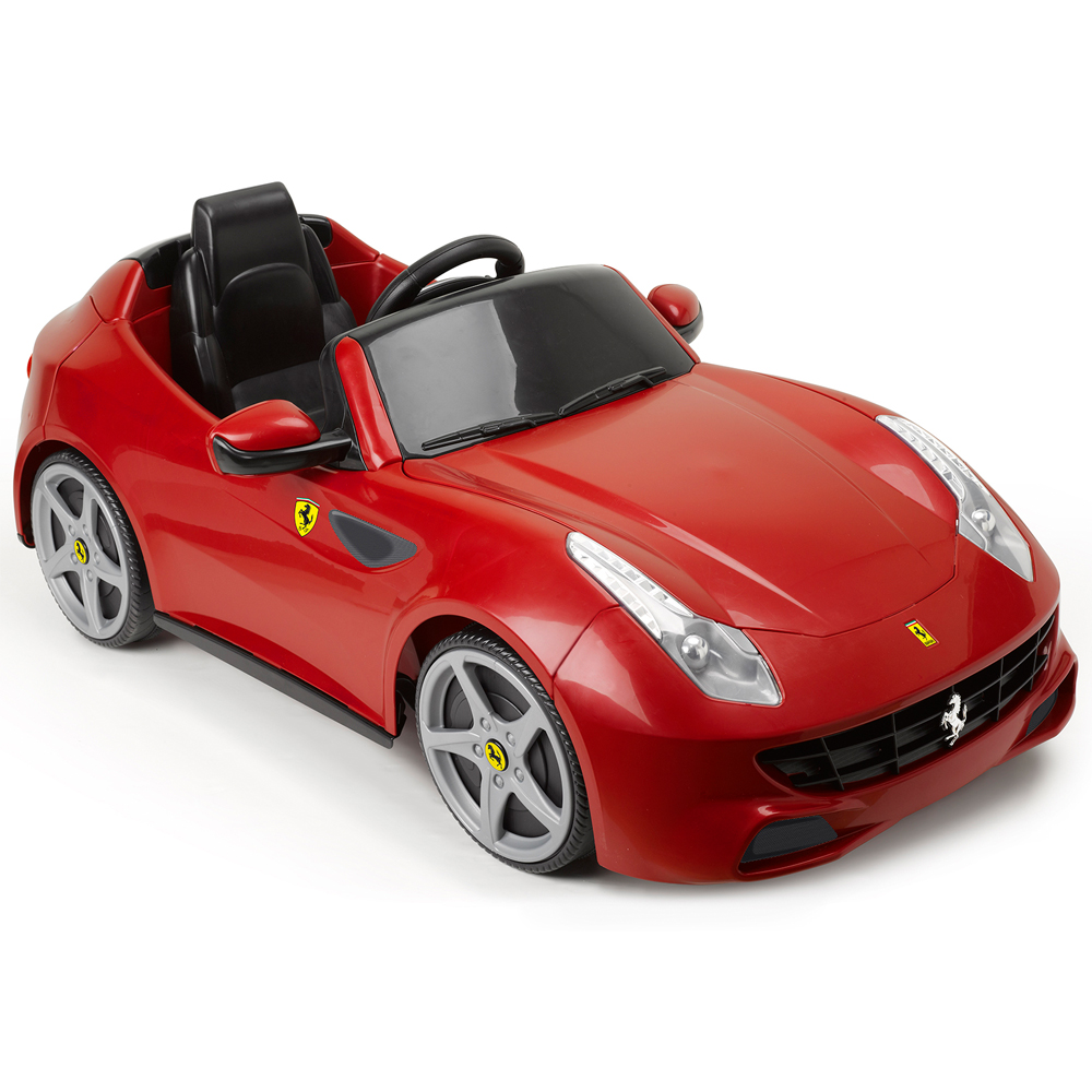 Ferrari Ride On Car Ferrari Ff Electric Car Electric
