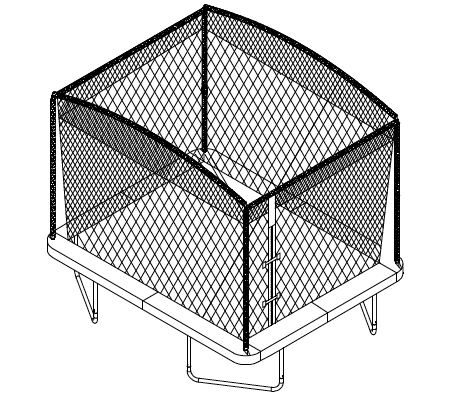 sportspower trampoline assembly instructions